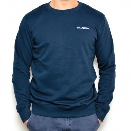 SUEX BLUE NAVY SWEATSHIRT