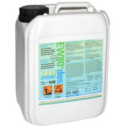 EW80 des dezinfekcia - 5l